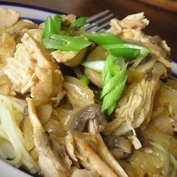 Paprika Chicken with Mushrooms recipe