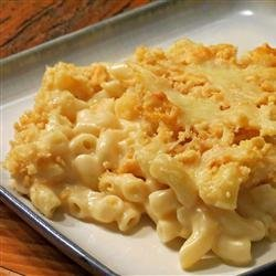 Chef John's Macaroni and Cheese recipe