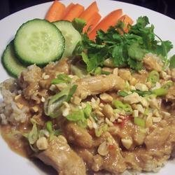 Slow Cook Thai Chicken recipe