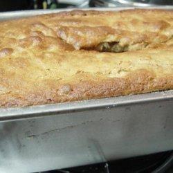 Whole Wheat Oatmeal Pound Cake recipe