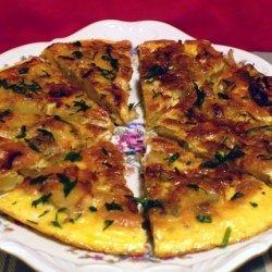 Boqueria's Tortilla Espanola recipe