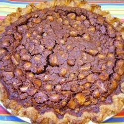 Chocolate Macadamia Nut Pie recipe