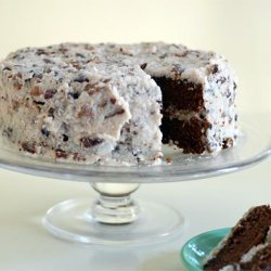 Gluten Free German Chocolate Cake With Vegan Frosting recipe