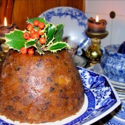 The Old Manor House Traditional Victorian Christmas Pudding recipe