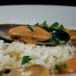 Mussels Mariniare recipe