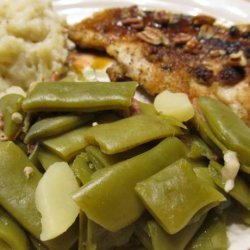 Country Style Green Beans With Red Potatoes recipe