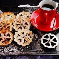 Rosette Cookies/Swedish Rosettes recipe