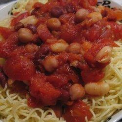 Weight Watcher's Pasta E Fagioli recipe