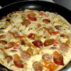 Farmer's Omelet II recipe