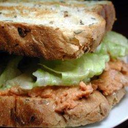Budgeted Tuna Salad Sandwich recipe