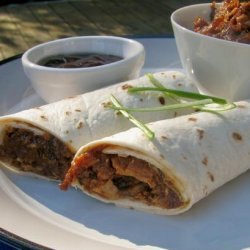 Slow Cooker Moo Shu Pork recipe