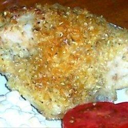 Crispy Herb Baked Chicken recipe