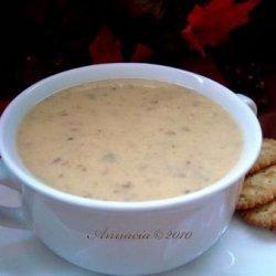 Potato Leek & Mushroom Soup recipe