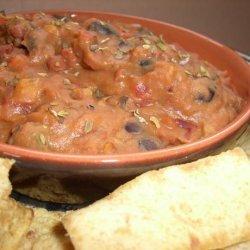 Spicy Chipotle Bean Dip recipe