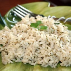 Robyn's Microwave Rice Pilaf recipe