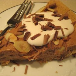 Chocolate Bar Pie recipe