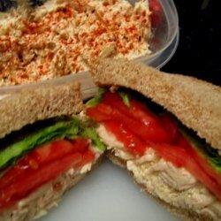 Toasty Chicken Salad Sandwiches recipe