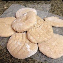 Whole Wheat Pita Bread for Bread Machine recipe