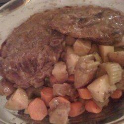 Super Simple Chuck Steak recipe