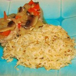 Auntie's Armenian Rice Pilaf recipe