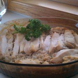 Chicken & Brown Rice Casserole recipe