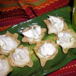 Bite-Sized Margarita Cheesecake Tarts recipe