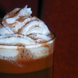 Chocolate Irish Coffee recipe