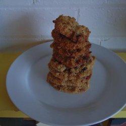 Crunchy Cookies recipe