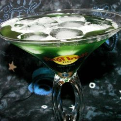 Mint Chocolate Martini recipe