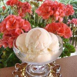 Lemon Ginger Ice Cream recipe