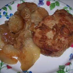 Pork Chops & French Fried Onions recipe