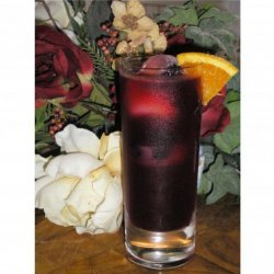 Blackberry & Orange Iced Tea recipe