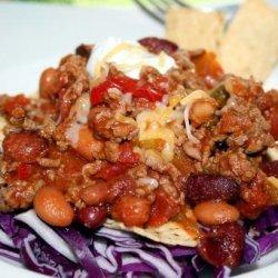 Ann's Close to Wendy's Style Chili Recipe recipe