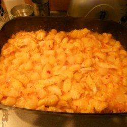 Copy-Cat Panda Express Sweet Fire Chicken recipe