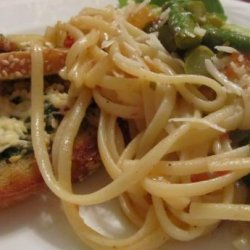 Le Cirque's Linguine With Asparagus recipe