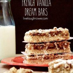 Dream Bars recipe