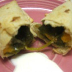 Chile Relleno in a Blanket recipe