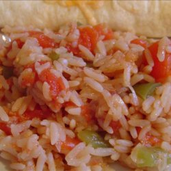 Easy Texas Rice recipe