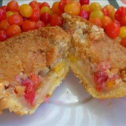 Cranberry Coconut Tarts recipe