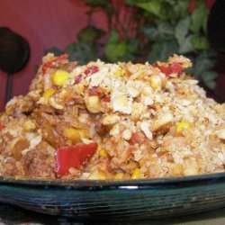 Zesty Beef and Rice recipe