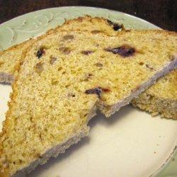 Sweet Potato Pecan Bread (Abm) recipe