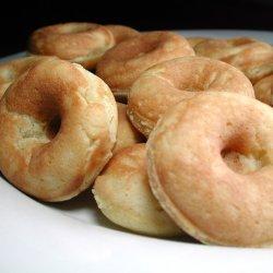 Irene's Doughnuts (For Doughnut Maker) recipe