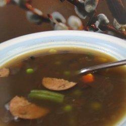Simple Black Bean Soup recipe
