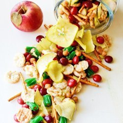 Caramel Apple Snack Mix recipe