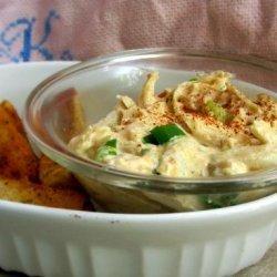 Hot Crabmeat or Shrimp Dip recipe