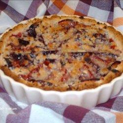 Fruit (Plum) Tart recipe