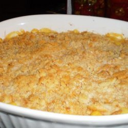 Buffalo Chicken and Rice Casserole recipe