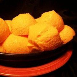Creamsicle Dessert Mousse recipe