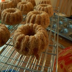 Apple Cider Doughnuts With Maple Glaze recipe