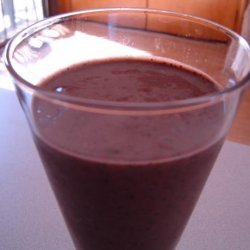 Chocolate Smoothy (Vegan, Eat for Health) recipe